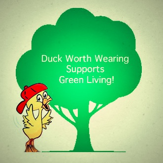 Duck Worth green