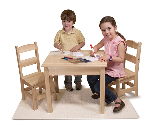 Melissa & Doug kids table