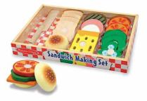 m and d sandwich set