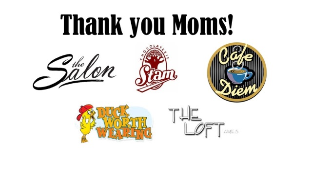 Thank you Moms!